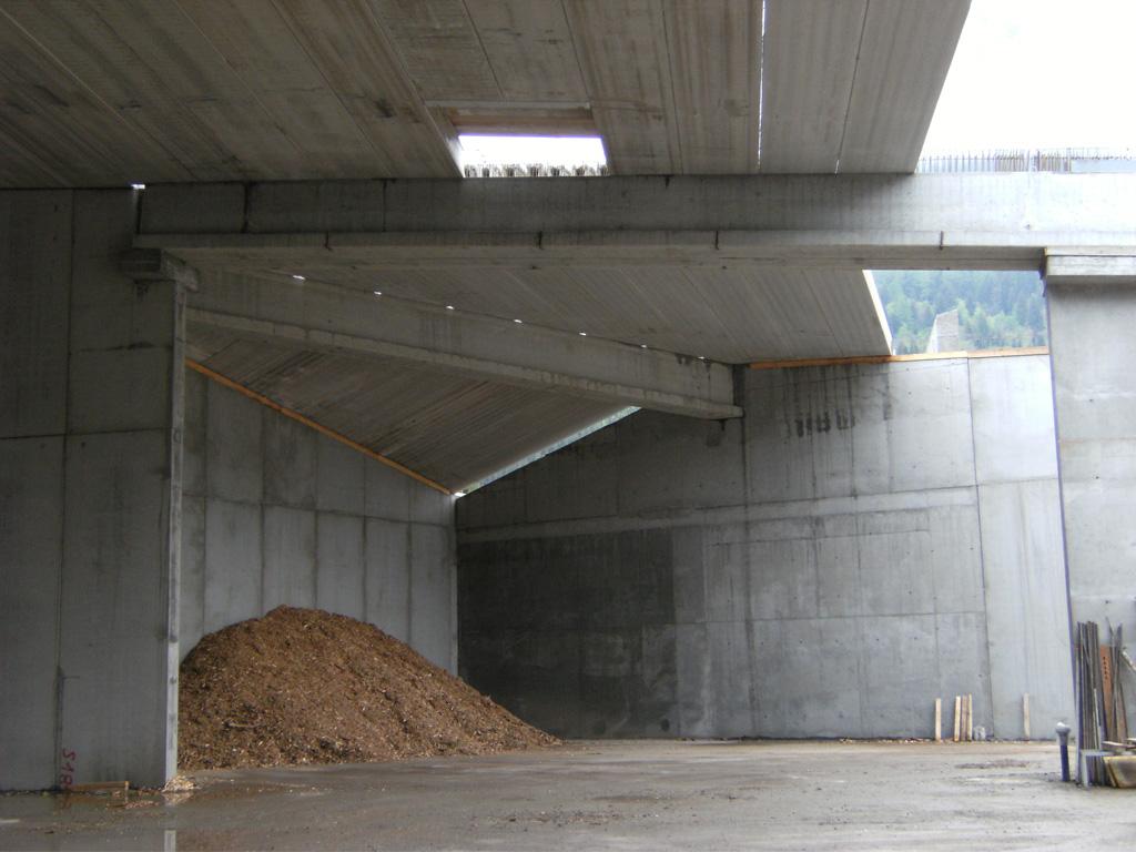 Travi e pilastri in cemento armato