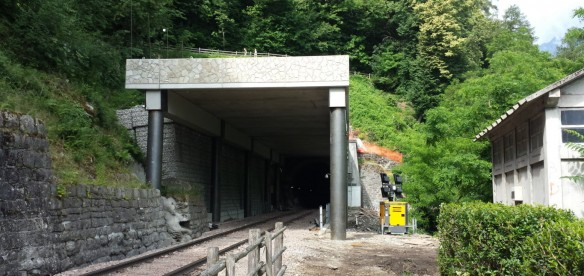 Galleria Artificiale Paramassi di Monte Giuseppe – Merano (BZ)