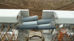ponti prefabbricati in cemento armato preteso precompresso, ponti in continuità strutturale, ponti veloci PAC