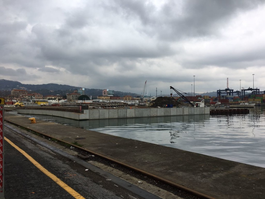 La Spezia - Copertura Marina del Canaletto 10
