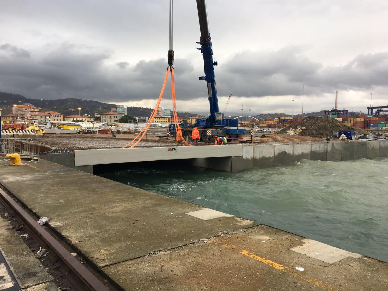 La Spezia - Copertura Marina del Canaletto 8