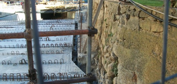 Noli (SV) – Costruzione Ponte Rio Luminella