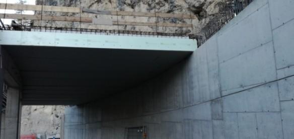 Passo Fedaia (TN) – Galleria Paravalanghe