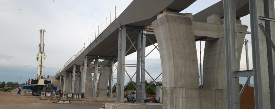 Ponte prefabbriccato PAC